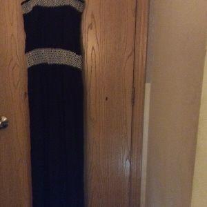 Women's sleeveless summer jumpsuit for petites